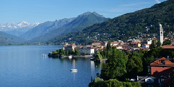 Verbania Pallanza, Lago Maggiore, Piemont